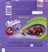 Milka, Alpine milk chocolate with whole hazelnut, 100g, 24.02.2009, Kraft Foods Manufacturing GmbH & Co.KG, Lorrach, Germany