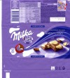 Milka, Alpine milk chocolate with white chocolate, 100g, 06.11.2010, Kraft Foods Polska S.A, Warszawa, Poland