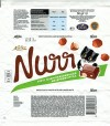 Nurr, whole milk chocolate with hazelnuts, 50g, 29.05.2013, AS Kalev, Lehmja, Estonia