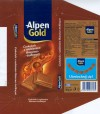 Alpen Gold, milk chocolate with liquor and truffle filing, 100g, 13.01.2007, Kraft Foods Polska S.A, Jankowice, Tarnowo Podgorne, Poland