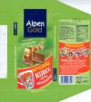 Alpen Gold, milk chocolate with nuts, 100g, 20.08.2006, Kraft Foods Polska S.A, Jankowice, Tarnowo Podgorne, Poland
