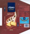 Alpen Gold, white chocolate and chocolate with mocca, 100g, 04.10.2006, Kraft Foods Polska S.A, Jankowice, Tarnowo Podgorne, Poland