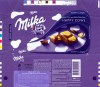 Milk chocolate with alpine milk and white chocolate, 100g, 07.08.2006, Kraft Foods Germany, Milka, Bremen, Germany
