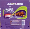 Milk chocolate with whole hazelnuts chocolate, 100g, 29.11.2006, Kraft Foods Germany, Milka, Bremen, Germany