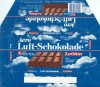 Aero Luft-schokolade, aerated dark chocolate, 100g, 1980, Van Houten, Quickborn, Germany