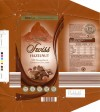 Choceur, milk chocolate filled with hazelnuts and rich praline, 100g, 15.11.2011, Aldi Stores, made in Switzerland