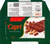 Capri, milk compound chocolate, 100g, 06.2004, 