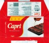 Capri, milk compound chocolate, 100g, 08.2004, 
