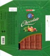 Milk chocolate with nuts, 100g, 07.2003, Chocolat Alprose S.A, Caslano/Lugano, Switzerland