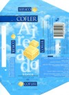 Cofler blanco aireado, white air chocolate, 60g, 30.06.2001, Arcor S.A.I.C, Arroyito, Argentina