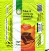 Tablet with caramel cream, 100g, 2011, SC Auchan Romania SA, Bucuresti, Romania
