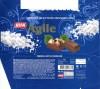 Agile, Chocolate with nuts, 55g, 2011, BiFA Biskuvi ve Gida San A.S., Turkey