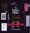 Cadbury dairy milk silk, milk chocolate, 65g, 01.2014, Cadbury India LTD, Bumbai, India