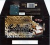 Safari, aerated plain chocolate, 70g, 01.2004, Elvan, Turkey