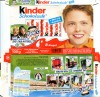 Kinder chocolate, 8 bars, 100g, 27.07.2007, Ferrero OHG MBH, Stadtallendorf, Germany