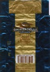 milk chocolate with double chocolate filling, 15,1g, Ghirardelli chocolate company, San Leandro, USA