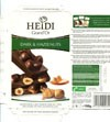 Dark chocolate with hazelnuts, 100g, 14.03.2012, Heidi Chocolat S.A, Romania