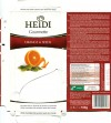 White chocolate with pumpkin seeds and candied orange, 100g, 02.04.2012, Heidi Chocolat S.A, Romania