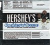 Cookies and creme, chocolate cookie bits in white chocolate, 43g, 