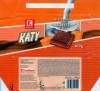 Katy ,milk chocolate with toffee filling, 100g, 25.10.2004, Interagra, Poznan, Poland