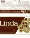 Linda, milk chocolate, 300g, 05.2005, Kalev, Lehmja, Estonia