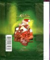 Kalev, Santa Claus Stocking milk chocolate, 20g, 07.10.2011, AS Kalev Chocolate Factory, Lehmja, Estonia