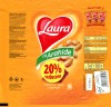 Laura, milk tablet with peanuts, 90g, 13.10.2011, Kandia Dulce S.A, Bucharest, Romania