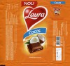 Laura, milk tablet with coconut, 90g, 16.03.2015, Kandia Dulce S.A, Bucharest, Romania