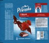 Primola, milk chocolate with strawberry cream filling, 95g, 18.08.2014, Kandia Dulce S.A, Bucharest, Romania