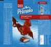 Primola, milk chocolate with strawberry cream, 100g, 08.04.2013, Kandia Dulce S.A, Bucharest, Romania
