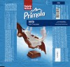 Primola, milk chocolate, 90g, 17.05.2013, Kandia Dulce S.A, Bucharest, Romania