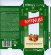 SuperNuss, exquisite milk chocolate with whole hazelnuts, 100g, 01.10.2008, Karina Schokoladenvertrieb GmbH, Koln, Germany