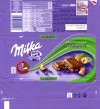 Milka, Alpine milk chocolate with hazelnuts, 100g, 16.08.2009, Kraft Foods Polska S.A, Warszawa, Poland