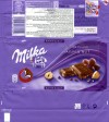 Milka, Alpine milk chocolate with raisins and nut, 100g, 14.04.2010, Kraft Foods Polska S.A, Warszawa, Poland