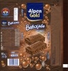 Alpen Gold, aerated milk chocolate, 80g, 12.01.2009, Kraft Foods Polska S.A, Warszawa, Poland