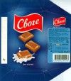Cbore, milk chocolate, 40g, 04.06.2004, Kraft Foods Bulgaria, Svoge, Bulgaria