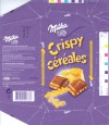 Milka, milk chocolate, 100g, 14.01.2004, Kraft Foods France, Velizy-Villacoublay, France