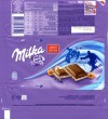 Milka Joy Ski, milk chocolate with alpine milk and crunchy hazelnut bites, 100g, 27.05.2009, Kraft Foods Hungary, Budapest, Hungary