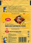 Freia, milk chocolate, 24g, 14.11.2006, Kraft Foods Norge, Oslo, Norway