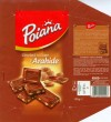 Poiana, milk chocolate with almonds, 100g, 06.10.2005, Kraft Foods Romania, Brasov, Romania