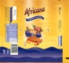 Africana, milk tablet with nuts raisins, 100g, 28.02.2011, Kraft Foods Romania S.A, Bucuresti, Romania