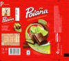 Poiana, milk chocolate with lime cream filing, 100g, 21.11.2011, Kraft Foods Romania S.A, Bucuresti, Romania