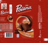Poiana, chocolate filled with caramel flavoured cream, 100g, 03.07.2013, Kraft Foods, Romania