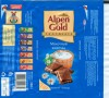 Alpen Gold, milk chocolate, 100g, 25.04.2008, Kraft Foods Russia, Pokrov, Russia