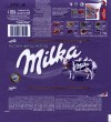 Milk chocolate, 100g, 06.11.2013, Kraft Foods Russia, Pokrov, Russia