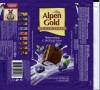 Alpen Gold, milk chocolate with blueberry and yoghurt filling, 90g, 06.10.2012, Kraft Foods Russia, Pokrov, Russia
