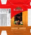 Karuna, milk chocolate with nuts, 100g, 18.05.2004