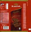 Karaliskas, dark air chocolate, 80g, 26.04.2011, Kraft Foods Lietuva, Kaunas, Lithuania
