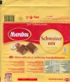 Marabou, milk chocolate with chopped hazelnuts, 200g, 01.03.2009, Kraft Foods, Sweden