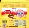 Marabou Polka, milk chocolate with mint caramel pieces, 100g, 01.05.2010, Kraft Foods Sverige, Angered, Sweden